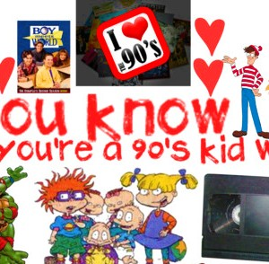 90's kidsrevised