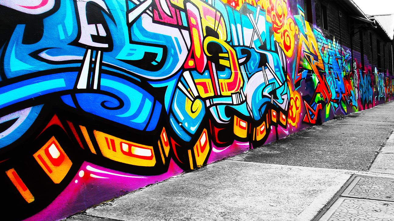 Graffiti: unappreciated art or corrupt vandalism? - The ...